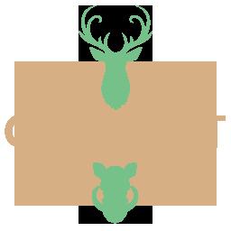 Croatia Hunting Logo